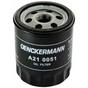 Масляный фильтр a210051 denckermann - SEAT AROSA (6H) Наклонная задняя часть 1.0