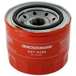 DENCKERMANN A210154 Фильтр масляный Honda Civic, CRX 1.5-1.6i, Shuttle 1.5