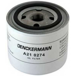 DENCKERMANN A210274 Фільтр масла Vovlo 340,440,460,480
