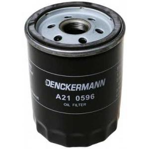 DENCKERMANN A210596 Фільтр масляний Ford Focus/C-MAX/Mondeo 1.8 TDCI 05-