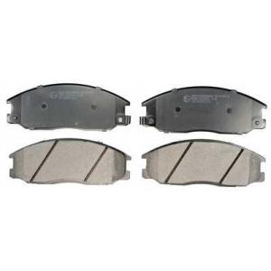 Тормозные колодки передние Hyundai Santa Fe 00-,Tr b110971 denckermann -