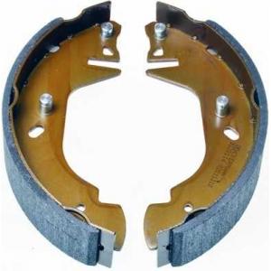 DENCKERMANN B120114 Колодки гальмівні задні барабан.FORD TRANSIT,TRANSIT TOURNEO 91- /254x52mm/
