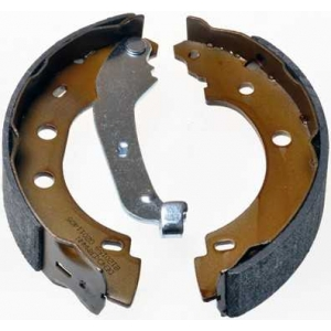 Тормозные колодки задние 203x38 Renault Kangoo b120159 denckermann -