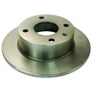 Тормозной диск b130013 denckermann - FORD ESCORT III (GAA) Наклонная задняя часть 1.1