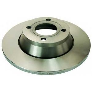 Тормозной диск b130018 denckermann - AUDI 80 (8C, B4) седан 1.9 TD