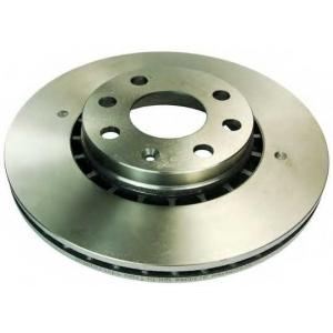 Тормозной диск b130066 denckermann - OPEL VECTRA A (86_, 87_) седан 1.8 S