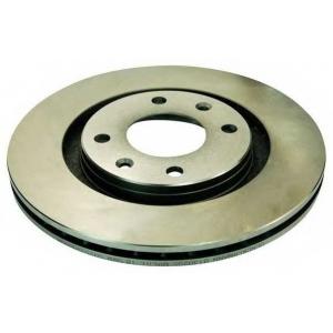 DENCKERMANN B130205 Тормозной диск Ситроен Бх