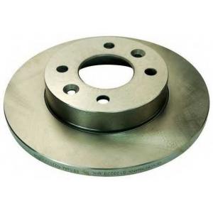 Тормозной диск b130220 denckermann - RENAULT SUPER 5 (B/C40_) Наклонная задняя часть 1.4 (B/C402)