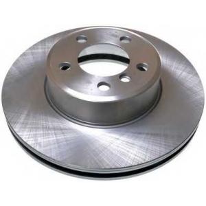 DENCKERMANN B130326 Тормозной диск