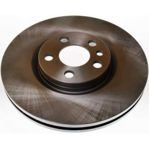 DENCKERMANN B130330 Торм.диск перед. Citroen Jumpy 1.6I-2.0HDI 95.10-, Peugeot Expert