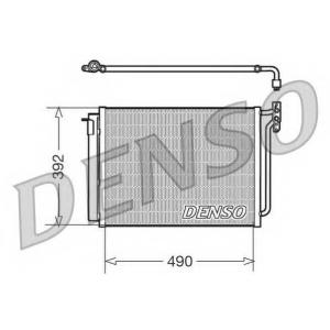 DENSO DCN05009 Радиатор кондиционера