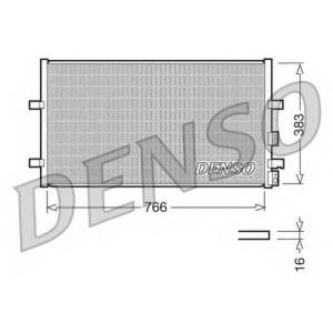 DENSO DCN10009 Радиатор кондиционера