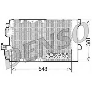 DENSO DCN20005 Радиатор кондиционера