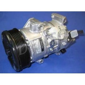 Компрессор, кондиционер dcp50120 denso - TOYOTA AVENSIS седан (T25) седан 1.8