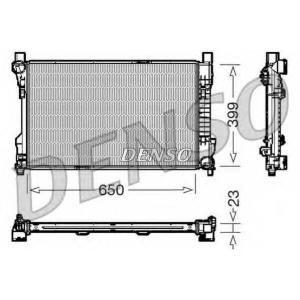 DENSO DRM17081 Радіатор охолоджування