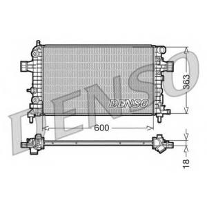 DENSO drm20101 Радиатор охлаждения