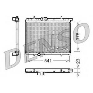DENSO DRM21031 Радиатор, охлаждение двигател