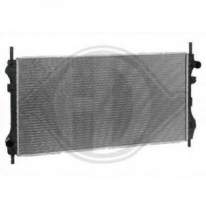 DIEDERICHS 8145408 Радиатор охлаждения