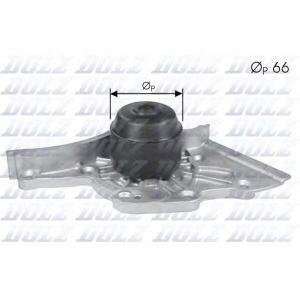 DOLZ A275 Водяний насос AUDI A6 (4A, C4) A8 (4D2, 4D8) V8 (44_, 4C_)