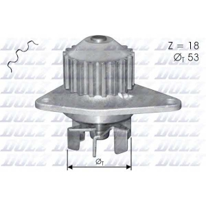DOLZ C114 Насос водяний