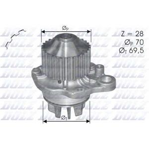 DOLZ C121 Водяной насос