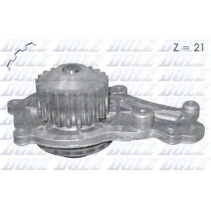 DOLZ C122 Водяний насос PEUGEOT 206 (2A/C)