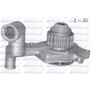 DOLZ F107 Водяний насос FORD Escort '81 Express (AVA) / Escort III (GAA) / Escort III (ALD) / Escort III (AWA)