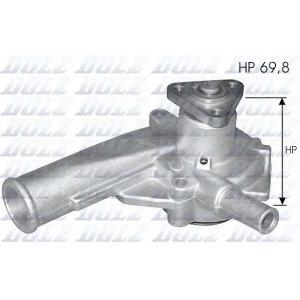DOLZ F137 Насос водяний