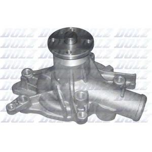 Водяной насос h209 dolz - MITSUBISHI LANCER I (A17_) седан 2.0 Turbo ECi (A176)