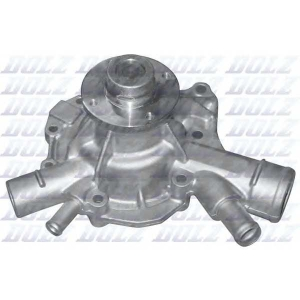 DOLZ M223 Водяний насос MB C-Class (W203) / C-Class купе (CL203) / C-Class универсал (S203) /