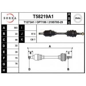EAI T58219A1