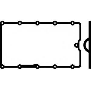 ELRING 005.911 Прокладка, крышка головки цилиндра
