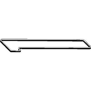 Прокладка, крышка головки цилиндра 019674 elring - MERCEDES-BENZ PONTON (W180) седан 220 S (180.010)