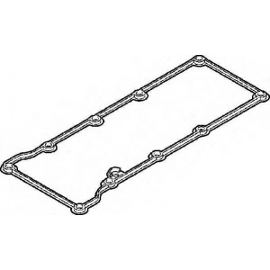 Прокладка, крышка головки цилиндра 026540 elring - FORD KA (RB_) Наклонная задняя часть 1.3 i