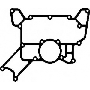 ELRING 052.351 Прокладка, маслянный радиатор