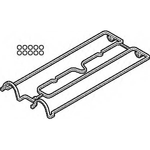 Комплект прокладок, крышка головки цилиндра 058880 elring - OPEL ASTRA F (56_, 57_) седан 1.8 i 16V