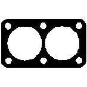 Прокладка, труба выхлопного газа 086878 elring - AUDI 80 (81, 85, B2) седан 1.8 CC quattro (85Q)