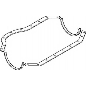 ELRING 088.863 MB Oil pan set
