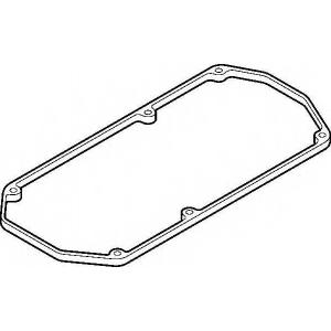 Прокладка, крышка головки цилиндра 125960 elring - MITSUBISHI GALANT VI (EA_) седан 2.5 V6 24V (EA5A)