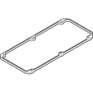 Прокладка, крышка головки цилиндра 125970 elring - MITSUBISHI GALANT VI (EA_) седан 2.0 (EA2A)