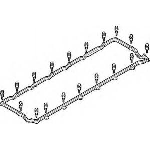 Комплект прокладок, крышка головки цилиндра 136890 elring - MAN TGA  18.310, 18.320 FC, FLC, FLLC, FLLC/N, FLLW, FLLW/N
