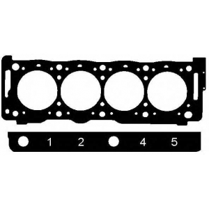 ELRING 147.021 PEUGE Cyl. head gasket/metal layer