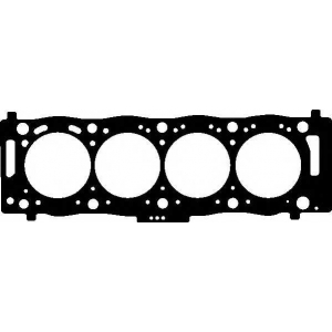 ELRING 153.142 Прокладка головки блока PSA DW10BTED4/DW12ATED4/Puma 1.35mm (3метки)