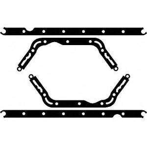 ELRING 157.710 KHD Gasket oil pan