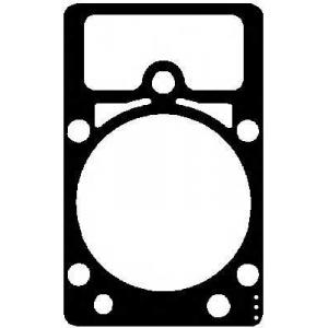 ELRING 158.541 DEUTZ Cyl. head gasket/metal-rubber