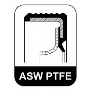 ELRING 248.270 30 x 40 x 7 / ASW RD PTFE/AEM RWDR