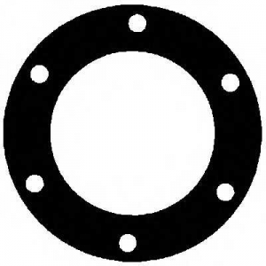 ELRING 283.967 MB Gasket turbocharger