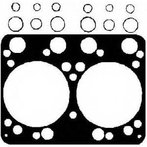 ELRING 347.523 SCANI Cylinder head set