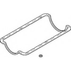 ELRING 388.940 FORD Oil pan set