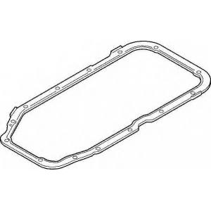Прокладка, маслянный поддон 413930 elring - OPEL KADETT D (31_-34_, 41_-44_) Наклонная задняя часть 1.6 S